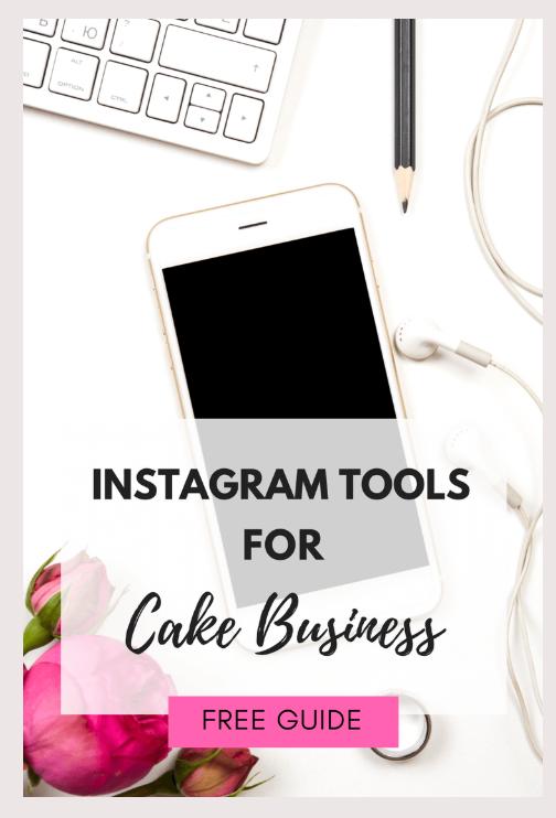 Top Instagram Strategies for Cake Business - Sugar Sugar